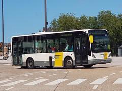 BEL Lijn 4272 ● Brugge (Roderik-D) Tags: 4272 vanhool brugge newa308 midibus busstationtzand hyq456 stadsbus citybus stadtbus 2003 delijn42444277