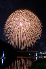 Finale (peaceful-jp-scenery (busy)) Tags: fireworks display summer festival yamagata suigo oe mogamigawariver 水郷大江夏まつり灯ろう流し花火大会 最上川 97回 西村山郡大江町 寒河江 山形 日本 20号玉 2尺玉 sony α99ⅱ a99m2 ilca99m2 amount sal1635z variosonnart*1635mmf28zassm carlzeiss