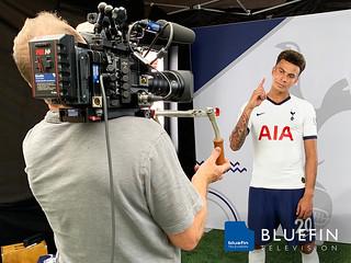 Bluefin TV Broadcast Camera Crew Hire