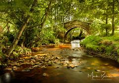 Hunter's Sty Bridge, Westerdale (Mark Bulmer Photography) Tags: huntersstybridge knightstemplar northyorkmoors riveresk westerdale