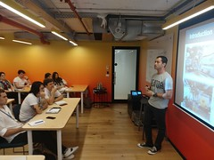 20190820_Presenting Start-Up Nation to Innovation Experience Business Group from Latin America 05 (Assaf Luxembourg) Tags: assaf luxembourg