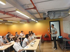 20190820_Presenting Start-Up Nation to Innovation Experience Business Group from Latin America 03 (Assaf Luxembourg) Tags: assaf luxembourg