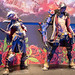 Ausstellung im Cospital - Cosplay Village der Gamescom in Köln