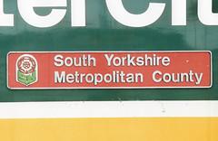 43122 (stevenjeremy25) Tags: hst 43 high speed train railway nameplate 43122 yorkshire metropolitan county