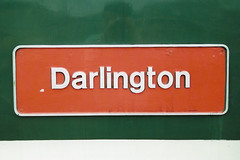 43110 (stevenjeremy25) Tags: hst 43 high speed train railway nameplate 43110 darlington