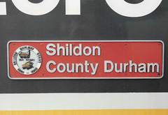 43078 (stevenjeremy25) Tags: hst 43 high speed train railway nameplate 43078 shildon county durham