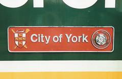 43064 (stevenjeremy25) Tags: hst 43 high speed train railway nameplate 43064 york city