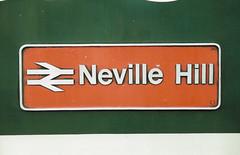 43049 (stevenjeremy25) Tags: hst 43 high speed train railway nameplate 43049 neville hill