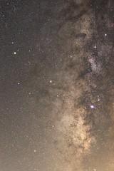 Via lattea a 50mm (federicopisano15) Tags: sky sardegna stars night milkyway