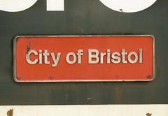 43126 (stevenjeremy25) Tags: hst 43 high speed train railway nameplate 43126 city bristol