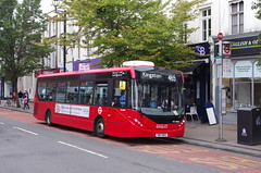 IMGP2441 (Steve Guess) Tags: surbiton surrey greater london england gb uk bus epsom buses quality line coaches alexander dennis enviro 200 mmc adl