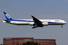 All Nippon Airways | Boeing 777-300ER | JA788A | Tokyo Narita (Dennis HKG) Tags: aircraft airplane airport plane planespotting staralliance canon 7d 70200 tokyo narita rjaa nrt allnipponairways allnippon ana nh japan boeing 777 777300 boeing777 boeing777300 777300er boeing777300er ja788a