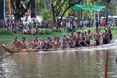 Shirtless men's rowing team warms up before time trials in Siem Reap, Cambodia (jasonrosette) Tags: asia camerado jrosette jasonrosette cambodia sport sports asean men event compete athlete row shirfless wrmup