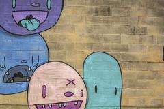 Art Wall Houston (Mabry Campbell) Tags: 6thward artwallhou harriscounty houston sixthward texas usa colorful image painting photo photograph wall wallart f63 mabrycampbell june 2019 june42019 20190604houstoncampbellh6a9409 24mm ¹⁄₂₀₀sec 100 tse24mmf35lii