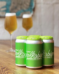 Cucumber Lime Glow Up is back in the #folksbiertastingroom available on tap and in cans! This is our Berliner Weisse-style sour beer that we referment and condition with fresh cucumber and lime juice and zest. . The tasting room is closed on Tuesdays and (folksbier) Tags: cucumber up is back glow lime available folksbiertastingroom our this cans tap sour berliner weissestyle beer that with fresh we condition referment closed juice room tasting zest the for weekend but thursday tuesdays wednesdays reopen