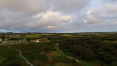 Kenfig Reserve Centre (Tyrone (Ty) Williams) Tags: kenfig kenfigpool kenfignaturereserve aerialphotography aerial