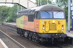HOLYTOWN 56078 (johnwebb292) Tags: holytown motherwell diesel class 56 56078 colasrail
