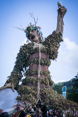 Green Man (apricot's) Tags: odc greenman breaconbeacons wales sculpture festival nature wishes greenmanfestival