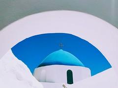 Greek Island Church #lines #ios #church #greece #blue #white #panagia #gremiotissa (my sons cars and more) Tags: panagia greece blue white church gremiotissa lines ios island greek