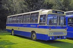 LATHALMOND 180819 GLS265S (SIMON A W BEESTON) Tags: lathalmond svbm scottishvintagebusmuseum mpe265 alexander midland leyland leopard psu3e4r gls265s