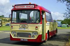 LATHALMOND 180819 DMS359C (SIMON A W BEESTON) Tags: lathalmond svbm scottishvintagebusmuseum mpe73 alexander midland leyland leopard psu33r dms359c