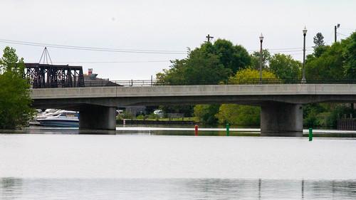 Madison Street Bridge  Detail