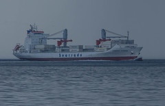 Reefer Comoros Stream in Öresund (frankmh) Tags: ship cargoship reefer comorosstream öresund