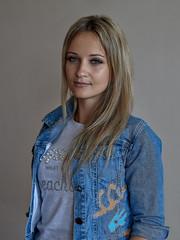 портрет девушки (SergeyGorodnichev) Tags: sigma 105mm girl nikon d850 portrait
