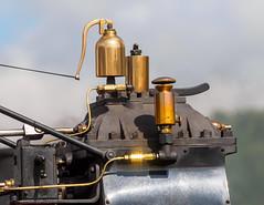 Steam Engine Closeup (kckelleher11) Tags: 2019 40150mm ireland olympus rally august em1 f28 laois mzuiko omd steam stradbally
