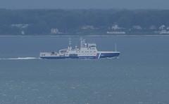 Russian coast guard ship Zabaykalie in Öresund (frankmh) Tags: ship coastguardship russiancoastguard öresund