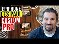 HX Stomp 2.81 | Epiphone Les Paul Custom PRO KOA - ROCKS IN EVERY WAY! (chadbriangarber) Tags: hx stomp 281 | epiphone les paul custom pro koa rocks in every way