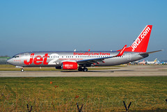 Silver Jet2 (Infinity & Beyond Photography: Kev Cook) Tags: jet2 airlines airways airbus boeing 737 b737 aircraft airplane airliner ringway airport manchester man egcc planespotting photos planes 737800 gjzhr silver scheme
