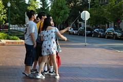 """Group Selfie"" — Bloomington, Indiana, USA (ITB.perspectives) Tags: bloomington bloomingtonindiana indiana indianauniversity college university students selfie group chinese internationalstudents"