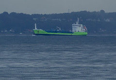 Bunkering tanker Pallas Glory in Öresund (frankmh) Tags: tanker bunkeringtanker pallasglory öresund
