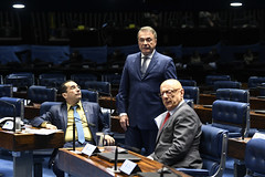 Plenário do Senado (Senado Federal) Tags: plenã¡rio sessã£odeliberativaordinã¡ria senadorjorgekajurupatriotago senadoralvarodiaspodemospr senadoresperidiã£oaminppsc brasãlia df brasil plenário sessãodeliberativaordinária senadoresperidiãoaminppsc