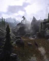 The Elder Scrolls V - Skyrim (Austín) Tags: tes tesv bethesda enb skyrim srwe