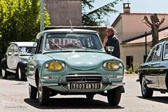 Citroën Ami 6 1967 (tautaudu02) Tags: citroën ami 6 pujaut auto rétro 2016 moto cars coches automobile voitures