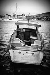 Kos Harbour (Carsten Backhaus) Tags: fujifilm fuji fujinon xt2 xf18135 kos griechenland hafen greece port harbour black white