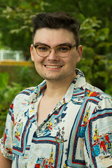 Colton Loew (EIU) Tags: easternillinoisuniversity eiu university jaygrabiec campus college illinois charleston biology biologicalsciences gradstudents graduatestudents student portrait secretgarden coltonloew