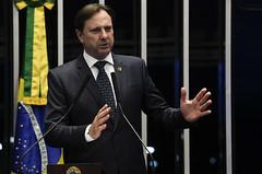 Plenário do Senado (Senado Federal) Tags: plenã¡rio sessã£odeliberativaordinã¡ria senadoracirgurgaczpdtro bandeiranacional brasãlia df brasil plenário sessãodeliberativaordinária