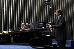 Plenário do Senado (Senado Federal) Tags: plenário senadoracirgurgaczpdtro senadorlasiermartinspodemosrs sessãodeliberativaordinária brasília df brasil
