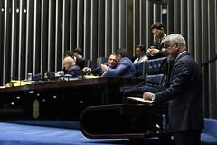 Plenário do Senado (Senado Federal) Tags: plenário sessãodeliberativaordinária senadorhumbertocostaptpe senadorlasiermartinspodemosrs senadoralvarodiaspodemospr senadormarcosdovalpodemoses brasília df brasil
