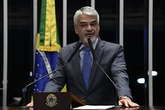 Plenário do Senado (Senado Federal) Tags: plenário sessãodeliberativaordinária senadorhumbertocostaptpe brasília df brasil