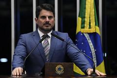 Plenário do Senado (Senado Federal) Tags: plenã¡rio sessã£odeliberativaordinã¡ria senadormarcosdovalpodemoses bandeiranacional brasãlia df brasil plenário sessãodeliberativaordinária