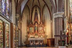 20190817_StBonifatius_Zaandam_1005 (Zip Zipsen) Tags: eosrcamboactusminicontax35carlzeiss cathedral architecture zaandam