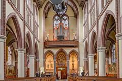 20190817_StBonifatius_Zaandam_1004 (Zip Zipsen) Tags: eosrcamboactusminicontax35carlzeiss cathedral architecture zaandam