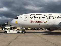 Ethiopian Airlines (Star Alliance Livery) Boeing 787-8 ET-ATG (josh83680) Tags: manchesterairport manchester airport man egcc etatg boeing boeing7878 7878 boeing787 787 dreamliner dream liner star alliance livery staralliance staralliancelivery ethiopianairlines ethiopian airlines