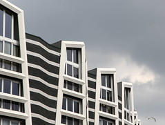 rooms with a view (andrevanb) Tags: zaandam centrum architecture