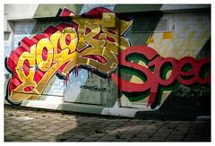 The Colors from Streetwise 079 (Paulemans) Tags: konishirokuhexanon4719fromkonicaautos konicaautos paulemans paulderoode grafitti street art wall