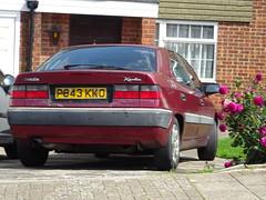 1997 Citroën Xantia 1.8i Temptation (Neil's classics) Tags: 1997 citroën xantia 18i temptation
